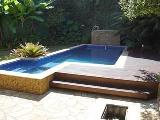 Restauro e Reconstrução de piscinas por Moço das Piscinas