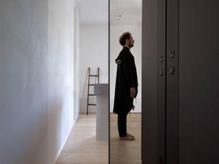 Casa Giusta Camera da letto moderna di LDA.iMdA architetti associati Moderno