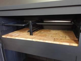 Veripla Systems Dapur kecil Besi/Baja Black