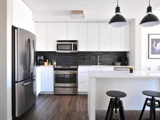 Cozinhas por ByMartins Interiores Moderno