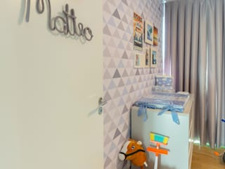 Cassiana Rubin Arquitetura Nursery/kid's room