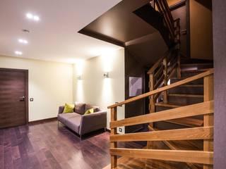 Escaleras de estilo  por Технологии дизайна, Moderno