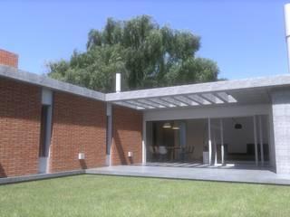 Casa FVMB de 2B Arquitectura Moderno