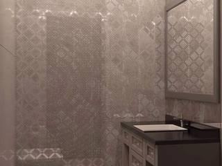 Baños de estilo  por Технологии дизайна, Ecléctico