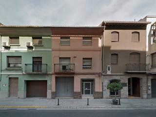 Barreres del Mundo Architects. Arquitectos e interioristas en Valencia. Single family home Orange
