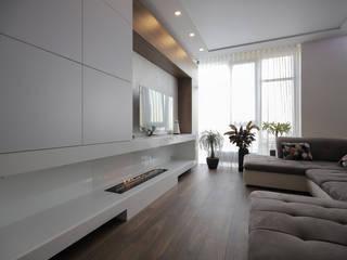 Modern living room by Planika Modern
