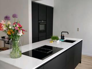 Cuisine moderne par STOX Vloeren & Keukens Moderne