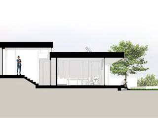 modern  by José Melo Ferreira, Arquitecto, Modern