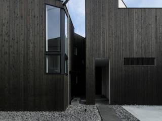cocoon モダンな 家 の キューボデザイン建築計画設計事務所 モダン