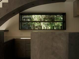 NiiH モダンな キッチン の キューボデザイン建築計画設計事務所 モダン