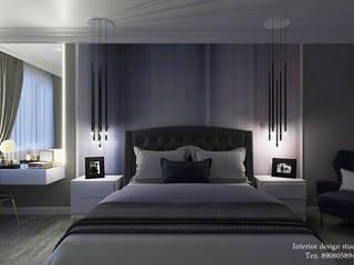 Moderne Schlafzimmer von Студия дизайна Натали Modern