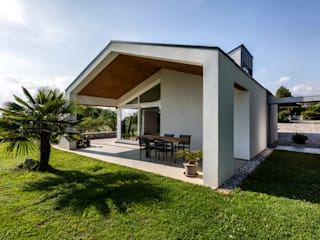 Casas modernas por Elia Falaschi Fotografo Moderno