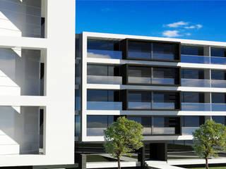 Habitação Multi-familiar por SERGIO PEIXOTO Moderno