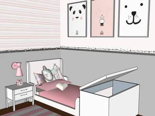 в . Автор – Ana Aguiar - Decoração de Interiores e Home Staging, Скандинавский