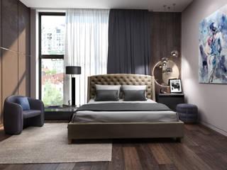 Minimalist bedroom by SL. STUDIO. DESIGN Minimalist