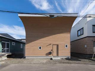北の家 の アトリエモノゴト 一級建築士事務所 モダン