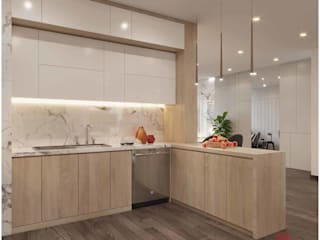 Thiết kế nội thất chung cư hiện đại – Chung cư Bohemia Thiết Kế Nội Thất - ARTBOX