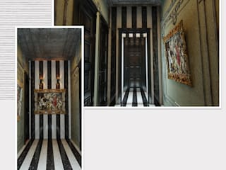 Hành lang, sảnh & cầu thang phong cách kinh điển bởi Kut İç Mimarlık Kinh điển