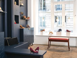 Sandrine Carré Modern offices & stores