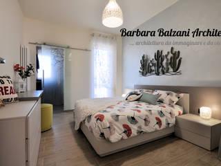 Ristrutturazione completa Torino Camera da letto moderna di Barbara Balzani Architetto Moderno