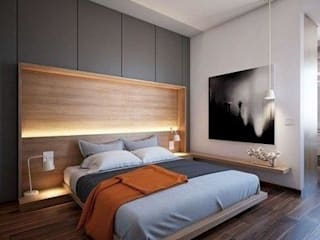 Residential Architectural _ Mr. Puneet Mathur _Mr. Vishal Mathur by SPACE SHASTRA ARCHITECTS Modern
