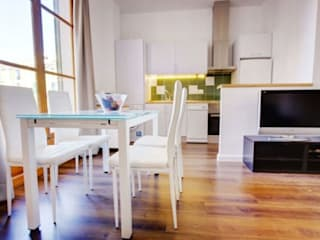 Minimalist Yemek Odası FOCUS Arquitectura Minimalist