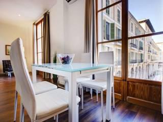 Столовая комната в стиле минимализм от FOCUS Arquitectura Минимализм