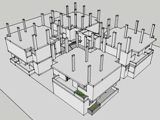 Conjunto Habitacional Samambaia - Brasilia - DF por Marcos Teodoro - Arquiteto