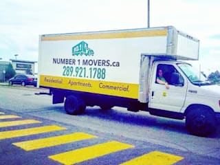 Number 1 Movers Hamilton Ontario HouseholdStorage