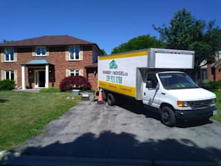 Number 1 Movers Hamilton Ontario Garages & sheds