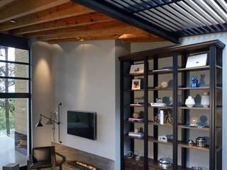 Concepto Taller de Arquitectura Living room Grey
