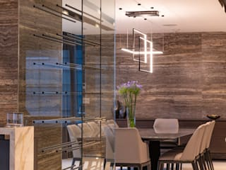 Nowoczesna piwnica win od Concepto Taller de Arquitectura Nowoczesny