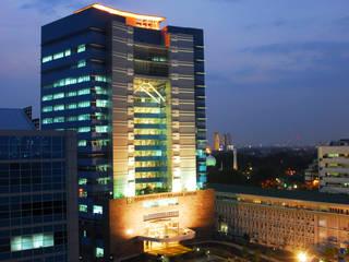 Gedung PUPR Oleh PT. Jakarta Konsultindo Tropis