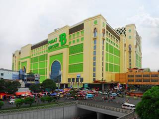Blok B Tanah Abang Oleh PT. Jakarta Konsultindo