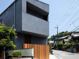 Minimalistische Häuser von HAMADA DESIGN Minimalistisch