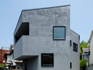 Casas de estilo minimalista de HAMADA DESIGN Minimalista