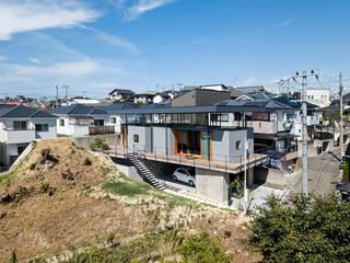 Ausgefallene Häuser von HAMADA DESIGN Ausgefallen