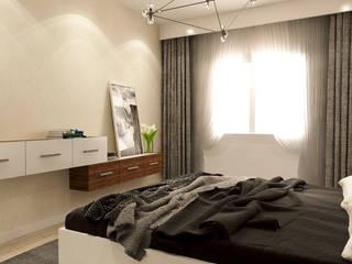 MAVİ ORKIDE EVLERI Modern Yatak Odası ARTERA İÇ MİMARLIK VE MİMARLIK Modern