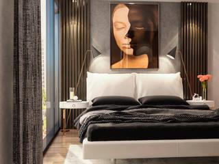 SO REZIDANS CAYYOLU Modern Yatak Odası ARTERA İÇ MİMARLIK VE MİMARLIK Modern