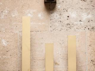 REFORMA LOCAL JOYERIA Paredes y suelos de estilo minimalista de FOCUS Arquitectura Minimalista
