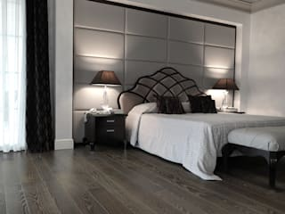 Colonial style bedroom by Cadorin Group Srl - Top Quality Wood Flooring Colonial