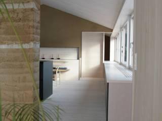 Salones de estilo moderno de LEVITA LEHM - Egginger Naturbaustoffe GmbH Moderno