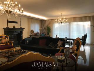 U_Mansion' Klasik Oturma Odası Jamaıs Vu Atelıer Klasik
