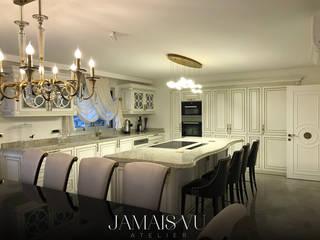 クラシックデザインの キッチン の Jamaıs Vu Atelıer クラシック