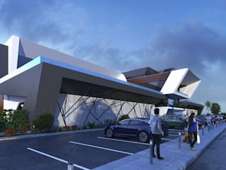 Diyarbakır Venüs Spor Kompleksi ArchSia Modern