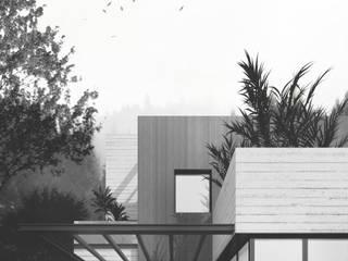 Casas estilo moderno: ideas, arquitectura e imágenes de HOA Moderno