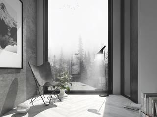 根據 HOA Architecture and Design 現代風