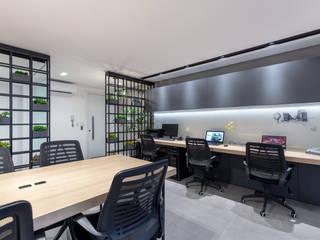 ITSX Espaços comerciais modernos por Estúdio AZ Arquitetura Moderno