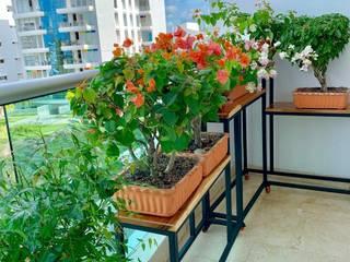 Jardineras de Etnia - Mobiliario e Interiorismo Minimalista