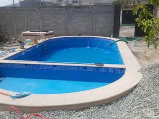 SERVICIOS Y ACABADOS PARA LA CONSTRUCCION Klasyczny basen